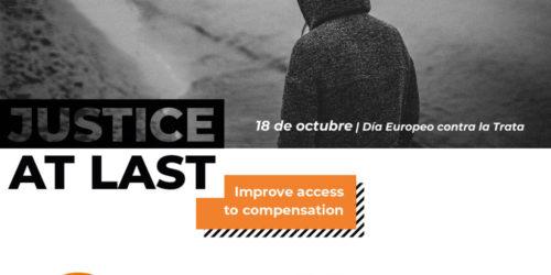 18O: Día Europeo contra la trata