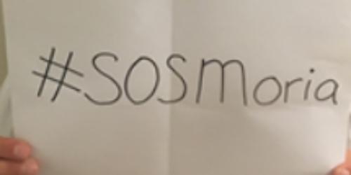 Visibilizamos #SOSMoria