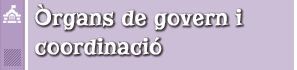 Organs de govern