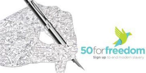 50 ratificacions contra el Treball Forçós