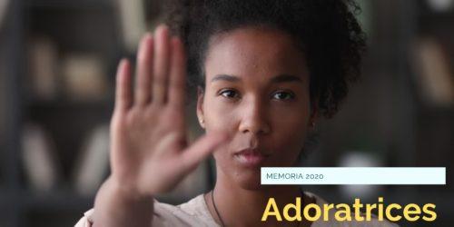 Adoratrius: Memòria Anual Global 2020